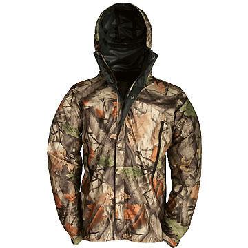 Big Bill Men's Camo Rain Jacket
