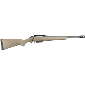 Ruger American Rifle Ranch 450 Bushmaster 16.12 3-Round Rifle