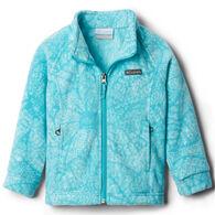 Columbia Girl's Benton Springs II Printed Fleece Jacket