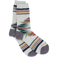Pendleton Men's & Women's Cotton Blend Crew Sock
