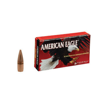 American Eagle 308 Winchester (7.62x51mm) 168 Grain OTM Rifle Ammo (20)