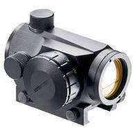 Barska 1x20mm Green & Red Dot Sight w/ Dovetail / Weaver Exchangeable Base