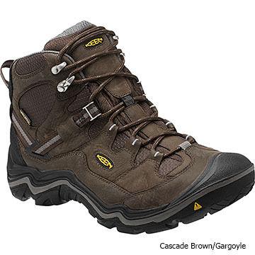 Keen Mens Durand Mid Waterproof Hiking Boot