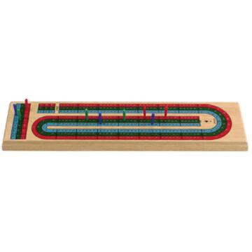 Toysmith Triple Track Cribbage Board