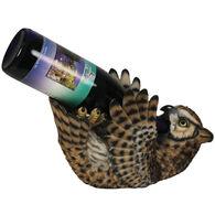 Rivers Edge Owl Wine Bottle Holder