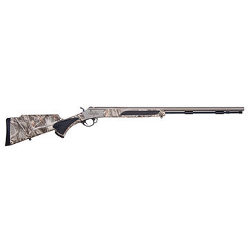 Traditions Vortek Ultralight 50 Cal. Reaper Buck Camo / CeraKote Muzzleloader - No Sights