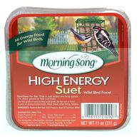 Morning Song High Energy Suet Wild Bird Food