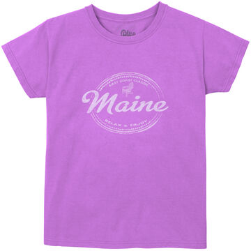 Lakeshirts Womens Berlioz Adirondack Short-Sleeve T-Shirt