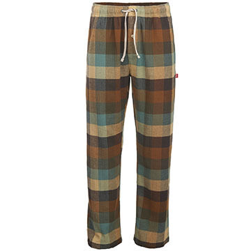 Woolrich Mens Bottomline Flannel Pajama Pant