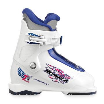 Nordica Childrens Firearrow Team 1 Alpine Ski Boot - 13/14 Model
