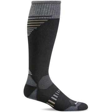 Goodhew Sockwell Mens Ascend II Over-The-Calf Graduated Compression Circulator Sock