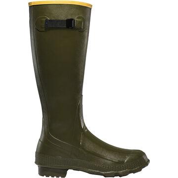 LaCrosse Mens Grange 18 Non-Insulated Rubber Boot