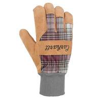 Carhartt Women's Insulated Suede Knit Cuff Work Glove