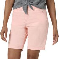 Lee Jeans Women's Regular Fit Chino Bermuda Short