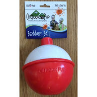 Outdoor Pup Large Bobber Ball Treat-Fillable Dog Toy