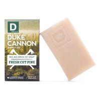 Duke Cannon Big Ass Brick of Soap - Fresh Cut Pine