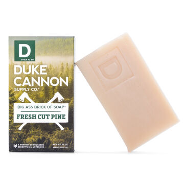 Duke Cannon Big Ass Brick of Soap - Fresh Cut Pine