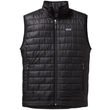 Patagonia Mens Nano Puff Insulated Vest