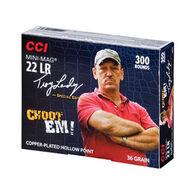 CCI Signature Mini-Mag 22 LR 36 Grain CPHP Ammo (300)