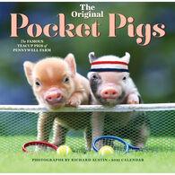 The Original Pocket Pigs 2021 Wall Calendar by Richard Austin