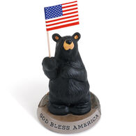 Big Sky Carvers God Bless America Figurine