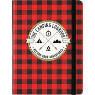 Camping Logbook by Peter Pauper Press