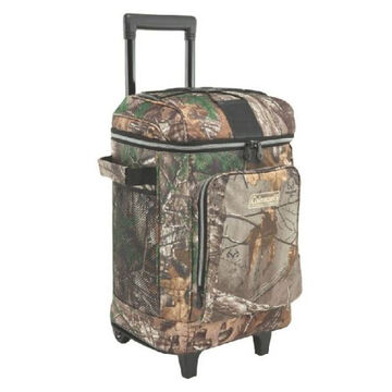 Coleman 42 Can Realtree Wheeled Soft Cooler