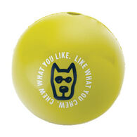 Life is Good Large Rocket-Gel Ball Dog Toy