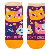 Karma Women's Cat Ankle Sock
