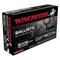 Winchester Ballistic Silvertip 30-06 Springfield 168 Grain Polymer Tip Rifle Ammo (20)