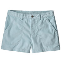 Patagonia Women's Cord Stand Up Short
