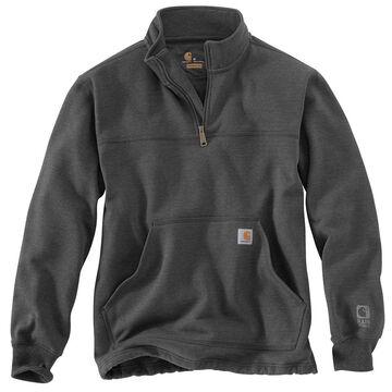 Carhartt Mens Rain Defender Paxton Heavyweight Quarter-Zip Sweatshirt