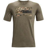Under Armour Men's UA Stacked Logo Fill Short-Sleeve T-Shirt