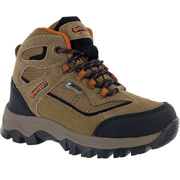 Hi-Tec Boys Hillside Waterproof Hiking Boot