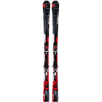 Volkl Men's RTM 78 Alpine Ski w/ 4Motion Binding - 16/17 Model