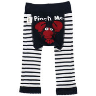 Lazy One Infant Pinch Me Lobster Legging