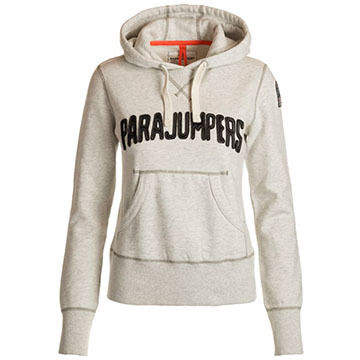 Parajumpers Womens Brittany Long-Sleeve Hooded Top