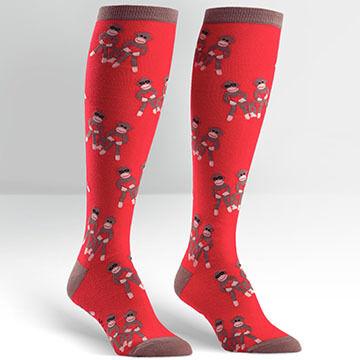 Sock It To Me Women's Sock Monkeys Sock