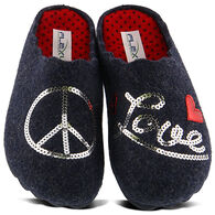 Spring Footwear Women's Peaceful Wool Slipper