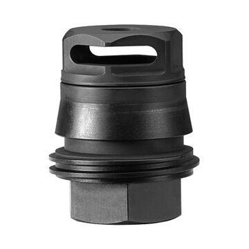 SIG Sauer M18x1 LH 338 Lapua Taper-Lok Suppressor Muzzle Brake
