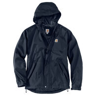 Carhartt Men's Big & Tall Dry Harbor Waterproof Breathable Jacket