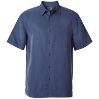 Royal Robbins Men's Big & Tall Desert Pucker Dry Short-Sleeve Shirt