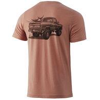 Huk Men's KC Merica Short-Sleeve Shirt
