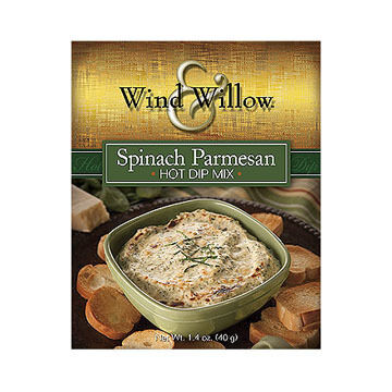 Wind & Willow Spinach Parmesean Hot Dip Mix