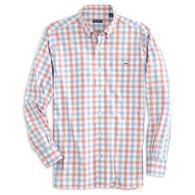 Fish Hippie Men's Cape Check Long-Sleeve T-Shirt