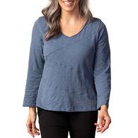 Habitat Women's Boxy Pullover Long-Sleeve Top