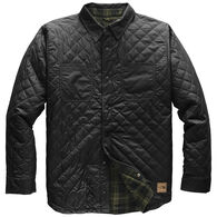 The North Face Men's Fort Point Insulated Flannel Reversible Long-Sleeve Shirt