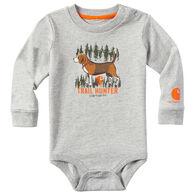 Carhartt Infant/Toddler Boys' Trail Hunter Long-Sleeve Bodyshirt