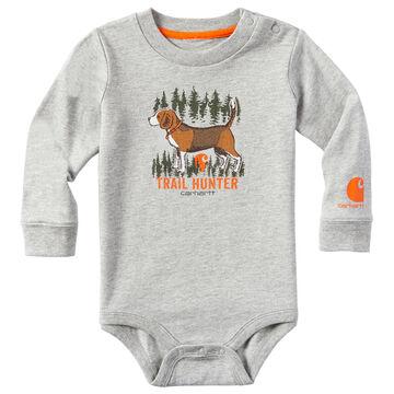 Carhartt Infant/Toddler Boys Trail Hunter Long-Sleeve Bodyshirt