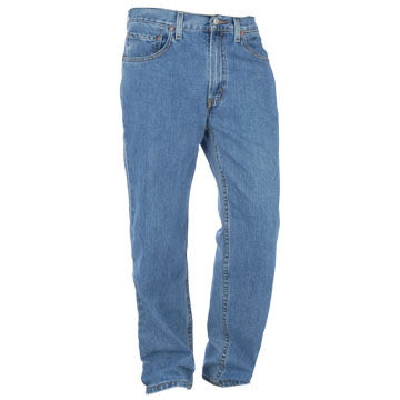 Levis Mens Relaxed Fit 550 Jean